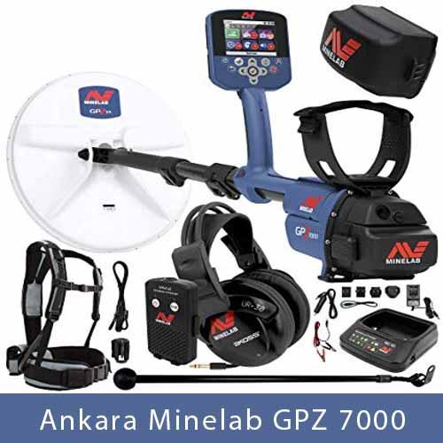 Ankara Minelab Dedektör Minelab GPZ 7000 Derin Arama Dedektörü, Minelab GPZ 7000, Minelab Dedektör, Altın Dedektörü Hakkında Bilgi Alın