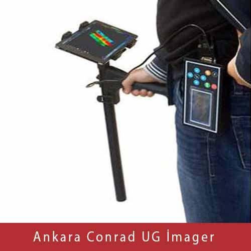 Ankara Conrad UG İmager, Yeraltı Görüntüleme Cihazı , Yeraltı Görüntüleme, Conrad UG İmager,Ankara Yeraltı Görüntüleme Cihazı, Yeraltı Radarı