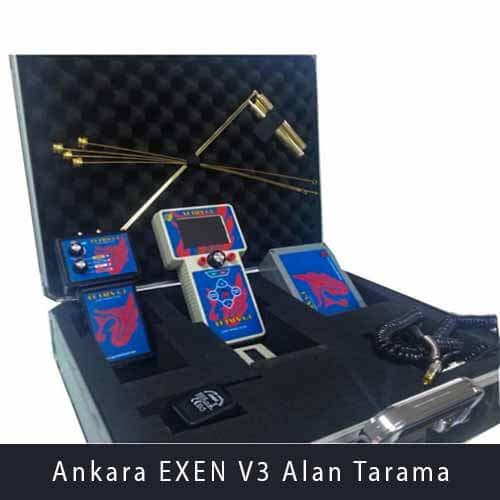 Ankara Alan Tarama Sistemleri, EXEN V3, Alan Tarama Cihazları, Exen Alan Tarama, Ankara Alan Tarama, Ankara Alan Tarama Cihazları