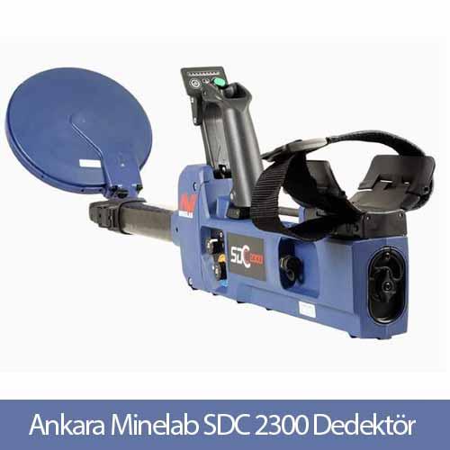 Minelab SDC 2300 Dedektör Ankara,Ankara Dedektör, Ankara Minelab Dedektör, Ankara Minelab, Minelab Define Dedektörleri, Ankara Define Dedektörü
