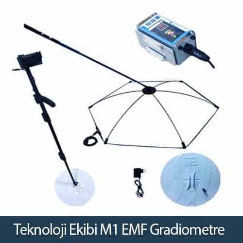 Ankara Teknoloji Ekibi M1 EMF Gradiometre - Teknoloji Ekibi Dedektörleri, Ankara Teknoloji Ekibi, Ankara Dedektör Yeraltı Görüntüleme Cihazı