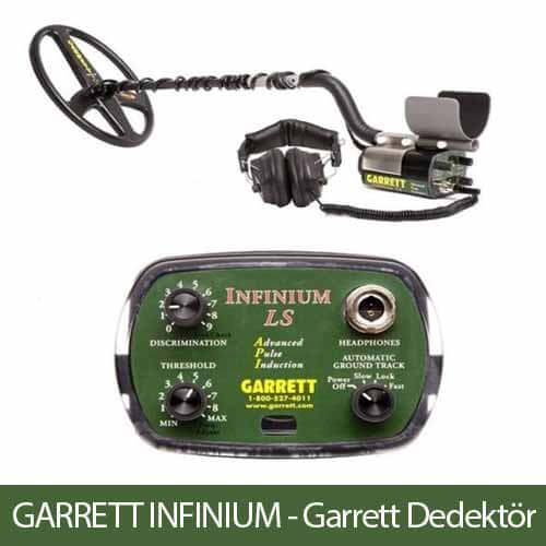 Ankara Garrett Infinium LS Dedektör» Garrett Dedektör » Görüntülü Dedektörler, Garrett Görüntülü Dedektörler, Garrett Bayisi, Fiyatları