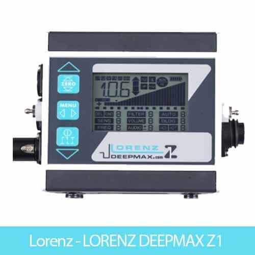 Lorenz Deepmax z1 Define Dedektörü, Ankara Dedektör, Lorenz Z1, Ankara Lorenz Z1 Dedektör, Ankara Define Dedektörleri Fiyatları, Özellikleri, Yorumları.